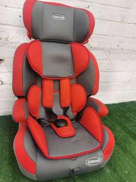 Vendo silla bebe para carro