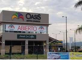 Alquiler/Venta Locales Comerciales, Centro Comercial Oasis, Ave Narcisa de Jesús, Guayaquil