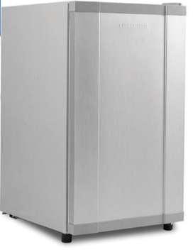 Minibar 121 Litros con Congelador CR152 Gris - Challenger