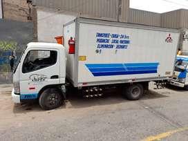 servicios de mudanzas y taxi carga // recojo todo tipo desmonte en todo cercado de Lima