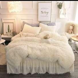 Cubre camas y edredones