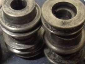 boceladora de acero inoxidable