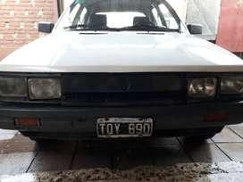 Renult 11 modelo 1987 full naftero