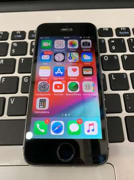 iPHONE 5s 16 GiGAS SPACE GRAY