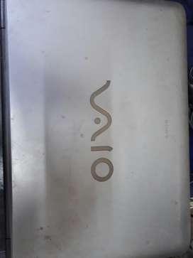 Notebook Sony Vaio Pcg 8um