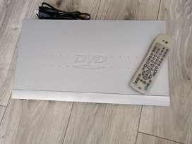 DVD LG, con control remoto
