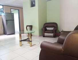 Las Casas, departamento, amoblado, 75 m2, 2 habitaciones, 1 baño