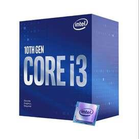 Procesador Intel Core i3 10100 Lga 1200 10ma Gen