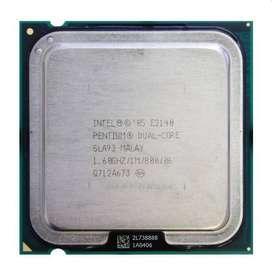Micro Intel Pentium E2140  Dual Core Socket 775