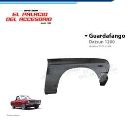 Guardafango datsun 1200 derecho e izquierdo 1972, 1980, 1990, 1998