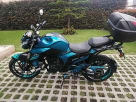 Yamaha fz 250 muy consentida