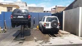 Personal para Lavadora de Autos