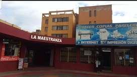 Departamento  junto a la UDLA, Conjunto Cerrado Maestranza