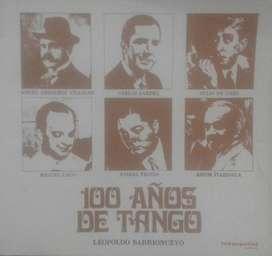 Vendo libro 100 años de tango