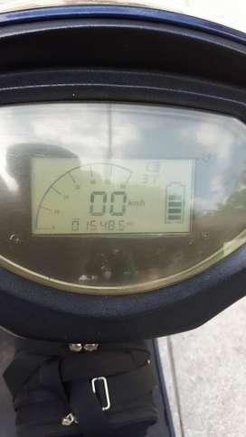 Lucky Lion 60 km/h con baterías de Litio