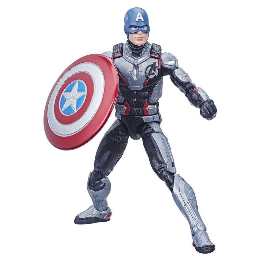 Marvel Avengers: Figura De Acción Captain America  - Endgame