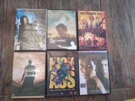 dos dvds philips mas peliculas varias