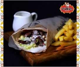 ARABIAN Shawarma y Comida Árabe HACE TU PEDIDO Mendoza Delibery