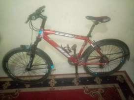 Vendo bicicleta todo terreno rin26