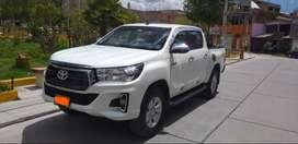 Toyota Hilux SRV 2016 4x4