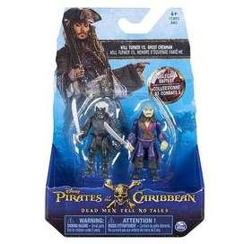 Muñeco Piratas del caribe Pack x2 ( varios modelos)