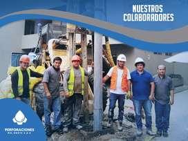 PERFORACIÓN Y CONSTRUCCIÓN POZOS TUBULARES