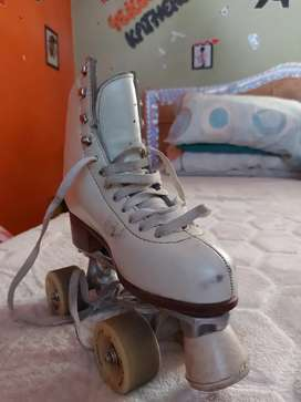 Patines cuads semiprofesionales