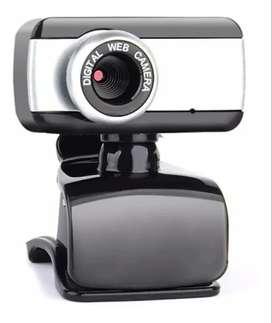 Camara Web 480p, Económica, Execelente Calidad, Videollamada