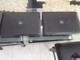 2 tablet portatiles para repuesto