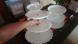 Reposteros para dulces catering baby shower