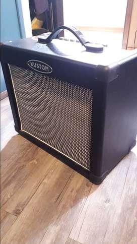 Amplificador de Guitarra Eléctrica - KUSTOM - 60W