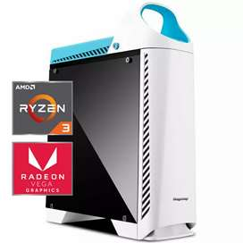 Mini Torre Gamer Ryzen 3 3200G DDR4 8GB SSD 240GB