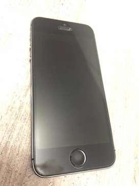 IPHONE 5S en perfecto estado!