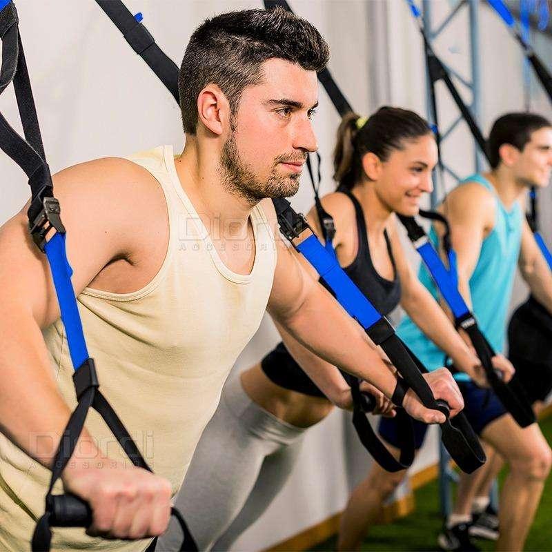 Sistema De Suspensión Para Entrenamiento Fitness 0