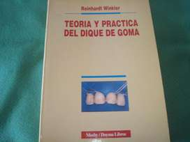 Teoria Y Practica Del Dique De Goma Reinhardt Winkler