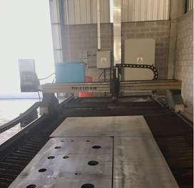 PANTOGRAFO PLASMA CNC - OPORTUNIDAD