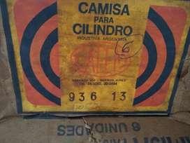 CAMISAS FORD FALCON 170 - 4 BANCADAS