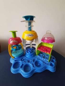 Play Doh Sweet Shoppe - Máquina de hacer cupcakes