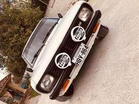 Datsun 1200 vendo o cambio por vitara