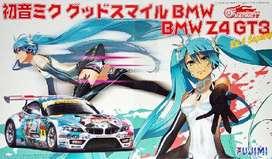 Fujimi Bmw Z4 Gt3 Hatsune Miku 1/24 Auto Armar