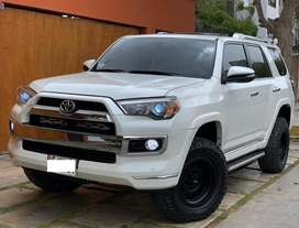 4Runner limited 2016 espectacular