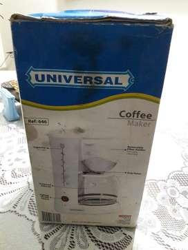 Cafetera Universal Nueva