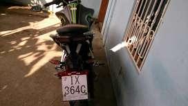Vendo Moto Loncin 250cc