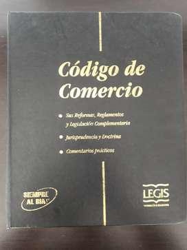 Codigo de Comercio y Laboral Colombiano
