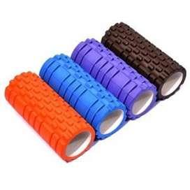 rodillo para ejercicios y estiramientos grueso