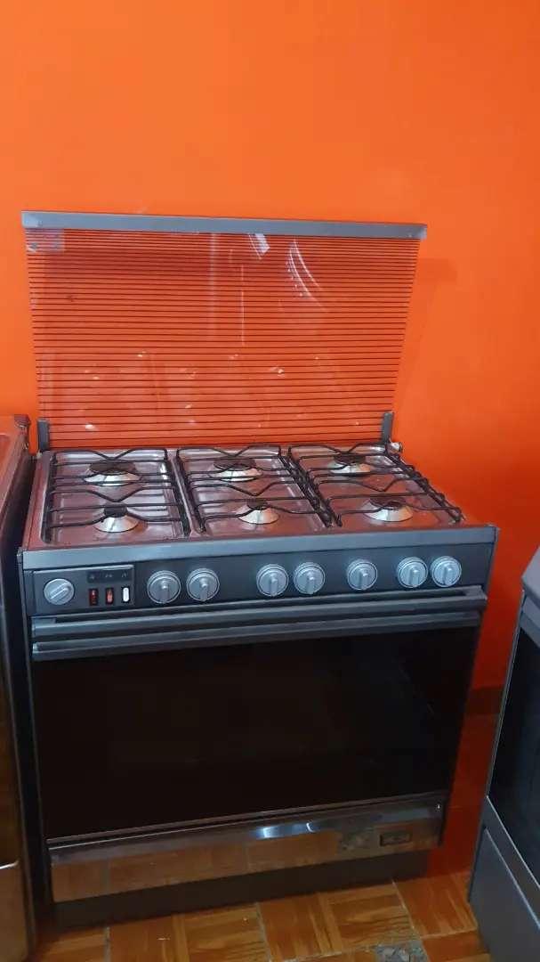 Cocina seis quemadores 0