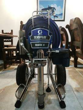 Vendo equipo airless industrial Graco Mark V Pro Contractor Nuevo