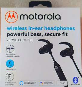 Bluetooth Motorola Verve Loop 105 Original 100%