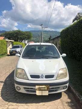 Renault Scenic blanco
