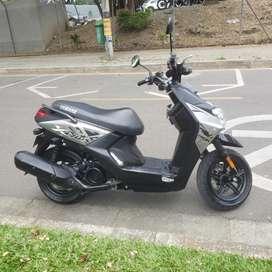 Venta de moto Bws Fi modelo 2020